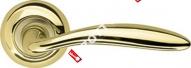 Ручка дверная раздельная Armadillo Virgo LD57-1GP/SG-5