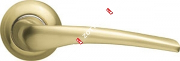 Ручка дверная раздельная Armadillo Capella LD40-1SG/CP-1