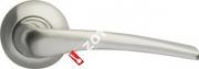 Ручка дверная раздельная Armadillo Capella LD40-1SN/CP-3