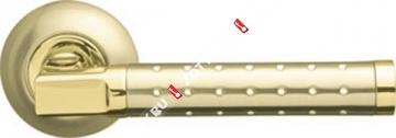 Ручка дверная раздельная Armadillo Eridan LD37-1SG/GP-4