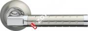Ручка дверная раздельная Armadillo Eridan LD37-1SN/CP-3