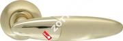 Ручка дверная раздельная Armadillo Sfera LD55-1SG/GP-4