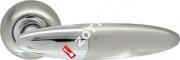 Ручка дверная раздельная Armadillo Sfera LD55-1SN/CP-3