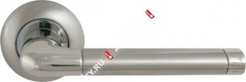Ручка дверная раздельная Armadillo Stella LD28-1SN/CP-3