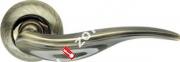 Ручка дверная раздельная Armadillo Lora LD39-1AB/GP-7