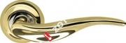 Ручка дверная раздельная Armadillo Lora LD39-1GP/CP-2
