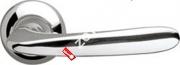 Ручка дверная раздельная Armadillo Pava LD42-1CP-8
