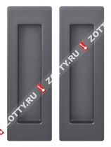 Ручка для раздвижных дверей SH010 URB BPVD-77