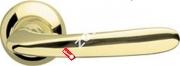 Ручка дверная раздельная Armadillo Pava LD42-1GP/SG-5