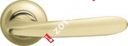 Ручка дверная раздельная Armadillo Pava LD42-1SG/CP-1