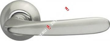 Ручка дверная раздельная Armadillo Pava LD42-1SN/CP-3