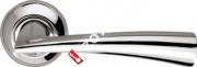Ручка дверная раздельная Armadillo Columba LD80-1CP-8