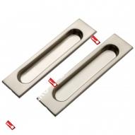 Ручки для раздвижных дверей TIXX SDH 601 SN (Матовый никель)
