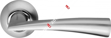Ручка дверная раздельная Armadillo Columba LD80-1SN/CP-3