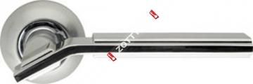Ручка дверная раздельная Armadillo Cosmo LD147-1SN/CP-3