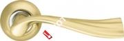 Ручка дверная раздельная Armadillo Laguna LD85-1SG/CP-1