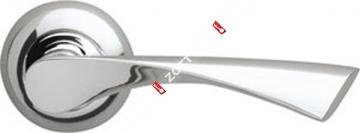 Ручка дверная раздельная Armadillo Corona LD23-1CP-8