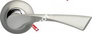 Ручка дверная раздельная Armadillo Corona LD23-1SN/CP-3