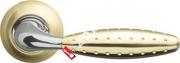 Ручка дверная раздельная Armadillo Dorado LD32-1SG/CP-1