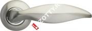 Ручка дверная раздельная Armadillo Taurus LD65-1SN/CP-3