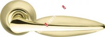 Ручка дверная раздельная Armadillo Lacerta LD58-1SG/GP-4