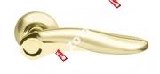 Ручка дверная раздельная Armadillo Ursa LD48-1SG/GP-4