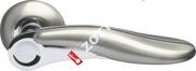 Ручка дверная раздельная Armadillo Ursa LD48-1SN/CP-3