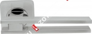 Ручка дверная раздельная Armadillo BRISTOL SQ006-21SN/CP-3