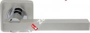 Ручка дверная раздельная Armadillo ORBIS SQ004-21SN/CP-3