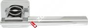 Ручка дверная раздельная Armadillo TRINITY SQ005-21CP-8 (Хром)