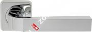 Ручка дверная раздельная Armadillo KEA SQ001-21CP-8 (Хром)