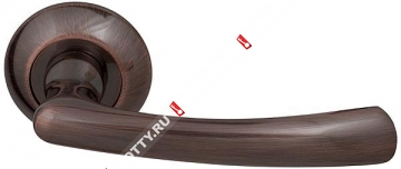 Ручка дверная раздельная Fuaro GAMMA RM AC-9
