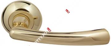 Ручка дверная раздельная Fuaro GAMMA RM GP/SG-5