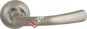 Ручка дверная раздельная Fuaro GAMMA RM SN/CP-3