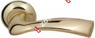 Ручка дверная раздельная Fuaro BELL RM GP/SG-5