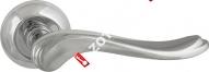 Ручка дверная раздельная Fuaro GRAZIA RM CP-8 (Хром)