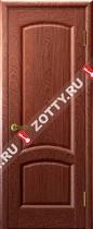 Межкомнатные двери Ульяновские двери ЛАУРА (Глухая Красное Дерево)
