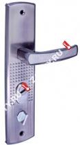 Ручка для китайских дверей Ferre FL-6232 (С подсветкой) R 09-00000055 (Никель/хром)