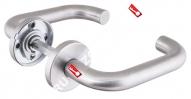 Ручка Fuaro раздельная DSS-0203/19, квадрат 8x110 мм (Нерж. сталь)