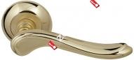 Ручка дверная раздельная Fuaro GRAZIA RM GP/SG-5