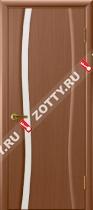 Межкомнатные двери Ульяновские двери ДИАДЕМА 1 Темный Анегри