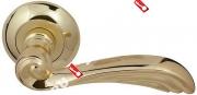 Ручка дверная раздельная Fuaro OPERA RM SG/GP-4