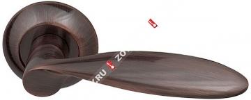 Ручка дверная раздельная Fuaro VIOLA RM AC-9 (Медь)