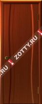Межкомнатные двери Ульяновские двери ДИАДЕМА (Глухая Темный Анегри)