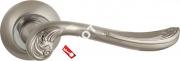Ручка дверная раздельная Fuaro ART RM SN/CP-3