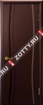 Межкомнатные двери Ульяновские двери ДИАДЕМА Глухая Венге
