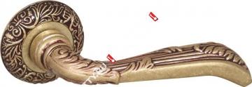 Ручка дверная раздельная Fuaro BOHEMIA SM RB-10