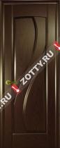 Межкомнатные двери Ульяновские двери МАРИЯ (Глухая Бренди)