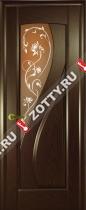 Межкомнатные двери Ульяновские двери МАРИЯ (Стекло тон 2)