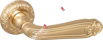 Ручка дверная раздельная Fuaro LOUVRE SM GOLD-24